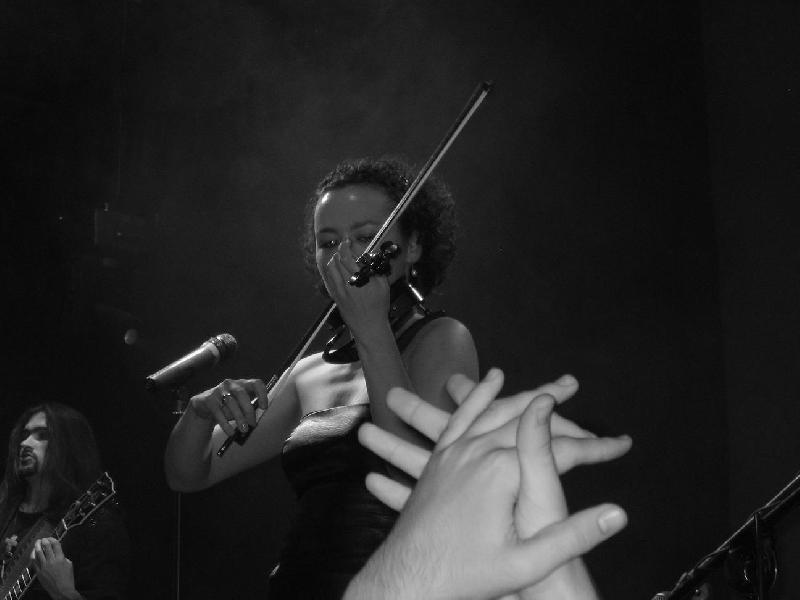 самайн - Tintal  - скрипка