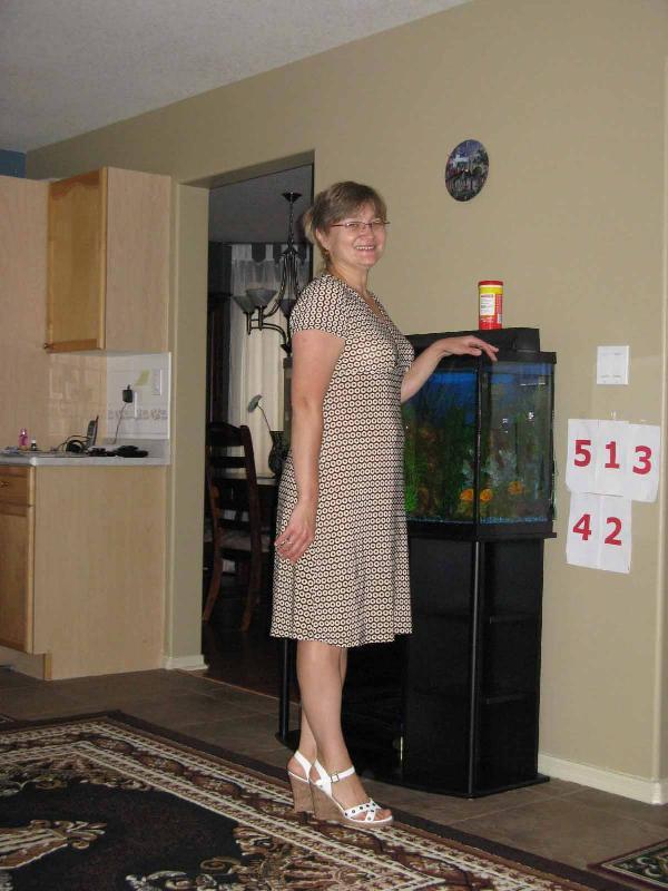 Я и мои 70 в профиль, июль 2008