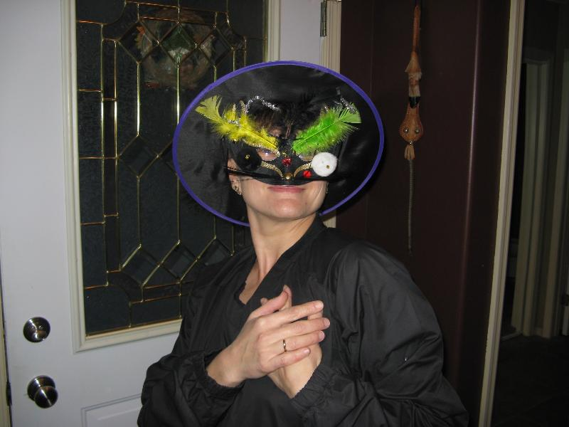 Хэлоуин, октябрь 2008, 62 кг