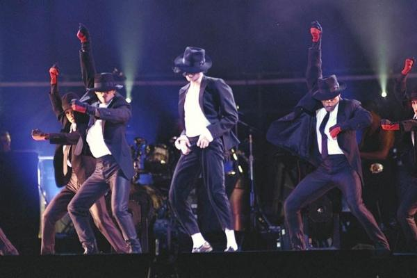 Выступление Джексона !