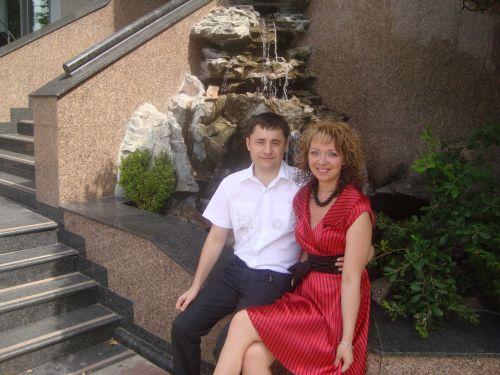 На свадьбе у сестры 8.08.2009