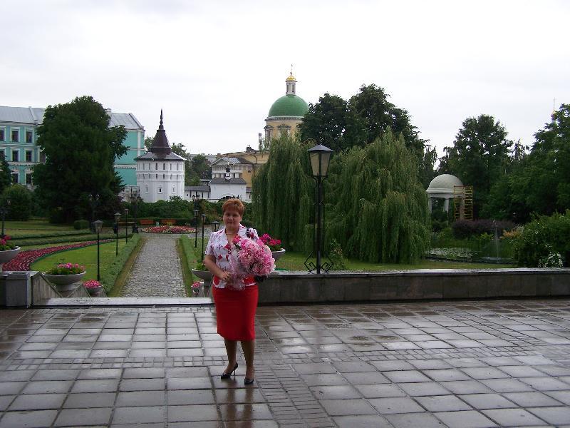 Лето 2009 Даниловский монастырь.Свадьба родственников.