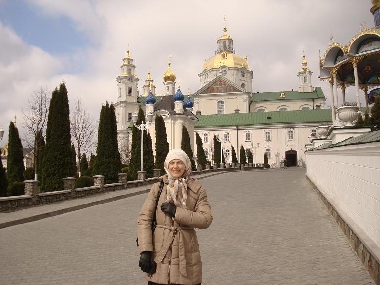 17 апреля 2010 Почаевская Свято-Успенская Лавра