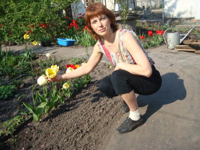 Я на даче Май 2010