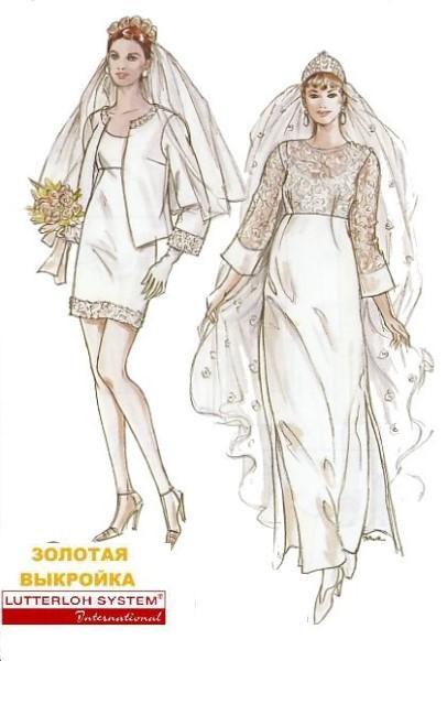 Самые красивые свадебные платья. Здесь моделей платьев, которые вы можете сделать это в одиночку. Шить самой означает не