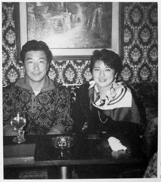 Будущая японская императрица в молодости.