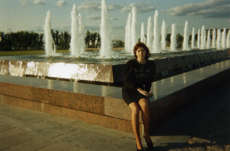 Это я - 10 лет назад