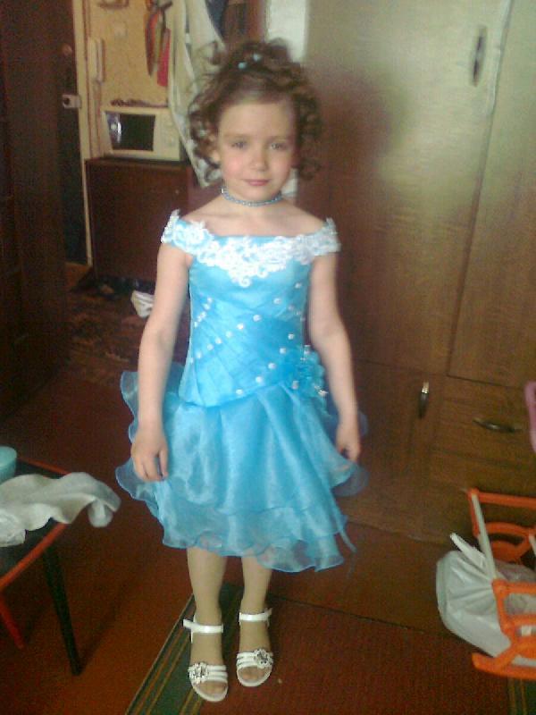 Платье в садик сошью 596
