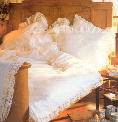 Как отремонтировать постельное белье своими руками