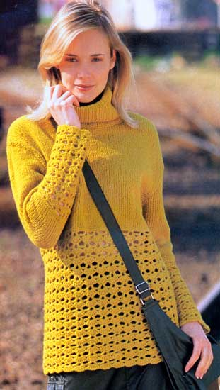 Вязание Женской Одежды