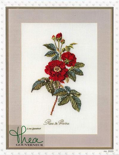 Thea gouverneur cross-stitch patterns.