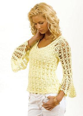 теплые свитера вязаные крючком. вязаные кофты спицами для девочки на