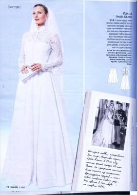 Выкройки платьев 50 годов