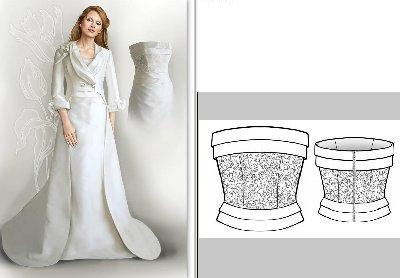 Свадебные сарафаны. Женский портал