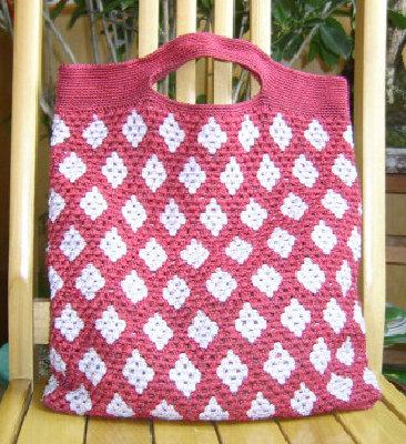 Описание: Вязание крючком Рубрика. вязаных. вязаные сумки. сумок со схемами.