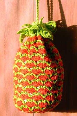 юбка связанная крючком узором ананасы схемы.