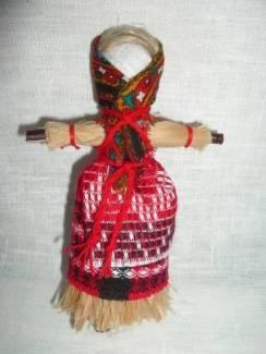 Как сделать куклу оберег - Куклы